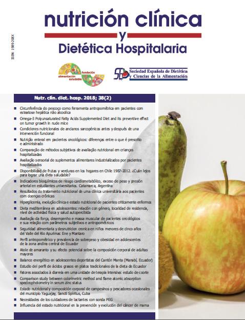 Nutr. clín. diet. hosp. 2018; 38(2)